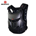 SCOYCO Motorcycles Chest and Back Protector Armor Vest Motocross Off Road Racing Riding Body Protective Gear