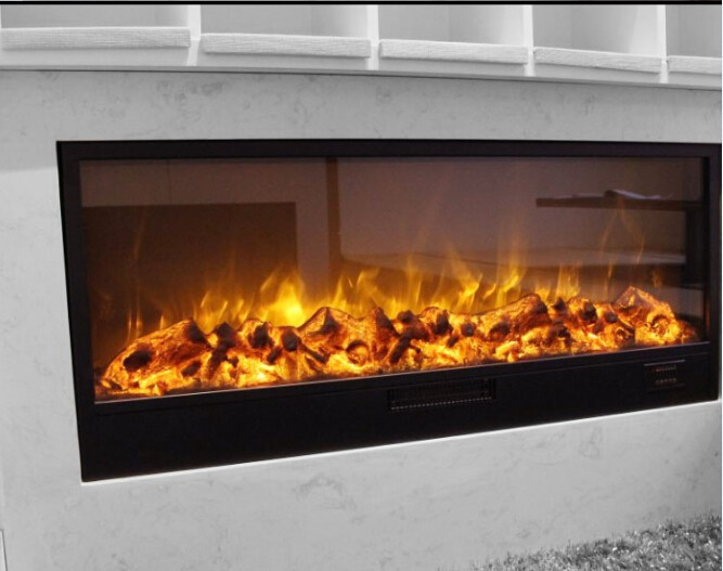 220v Electric Fireplace classic 36eb111 grc 36 in builders