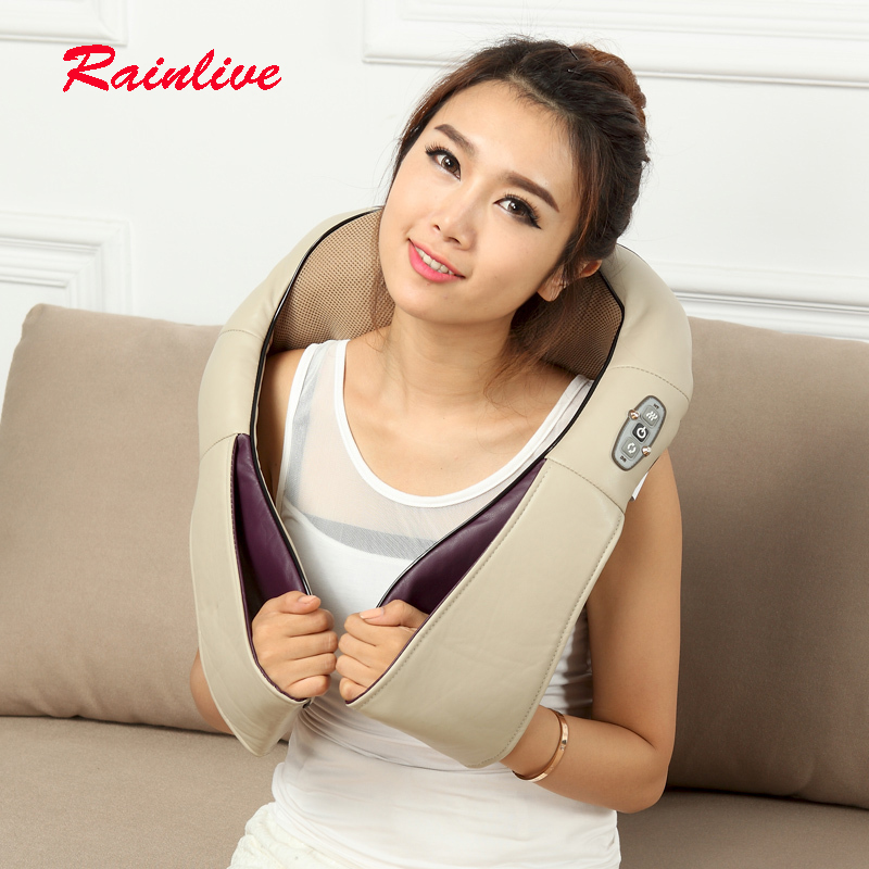 Freeshipping massage Household massage cape cervical kneading neck and shoulder massage device women beauty massage<br><br>Aliexpress