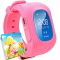 Smart Watch Q50 OLED Screen GPS Smartwatch SIM Wristwatch Smart Kid With SOS Location Finder Tracker