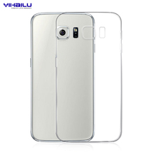 Buy Samsung Galaxy S6 Case TPU Protect Camera Case Transparent Clear Soft Silicone Ultra Thin Cover Samsung Galaxy S6 G9200 for $1.16 in AliExpress store