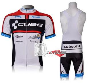 NEW Arrivals CUBE 2012  short sleeve cycling team jersey wear clothes short sleeve bicycle bike riding jerseys bib pants shorts