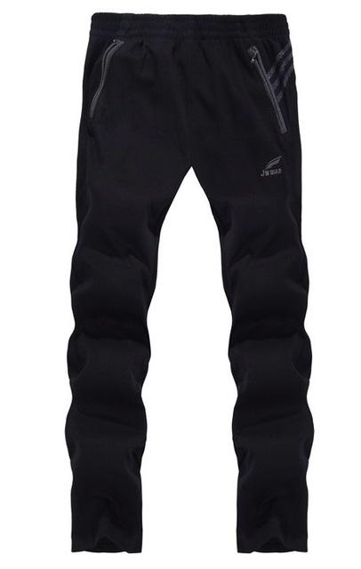 Мода брюки свободного покроя дышащий резинки талии свободный открытый тренировочные ...