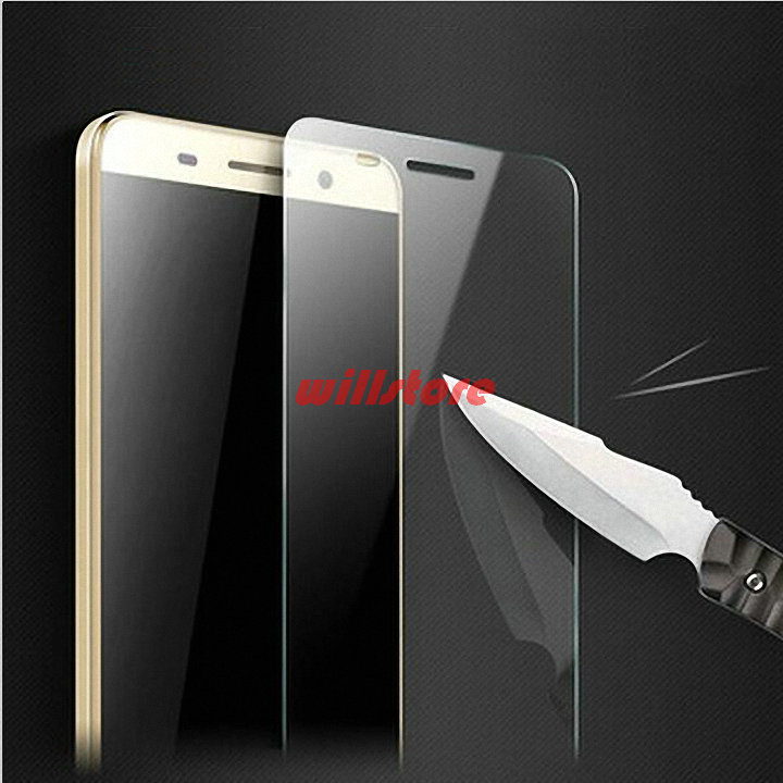 9H Tempered Glass Screen Protector Bags film ZTE Blade V7 lite max X3 X5/ blade V6 X7 Z7 x9 G lux/V830 L2 L3 L5 plus  -  Willstores store