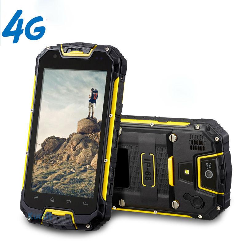 Original M9 Android 5.1 2GB RAM 13.0mp Camera Quad Core rugged Waterproof phone 4GTD LTE GSM CDMA smartphone Wireless charger(China (Mainland))