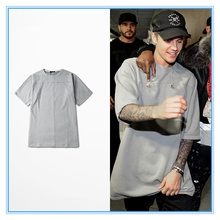 2016 high quality yezzy streetwear mens fashion hip hop kanye west clothing Loose oversized hoodies justin bieber men clothes(China (Mainland))