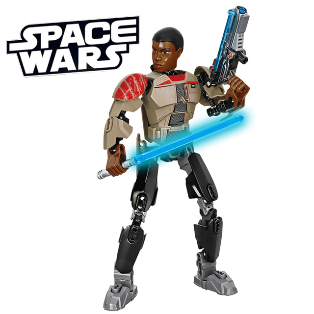 Star Wars Finn Building Blocks