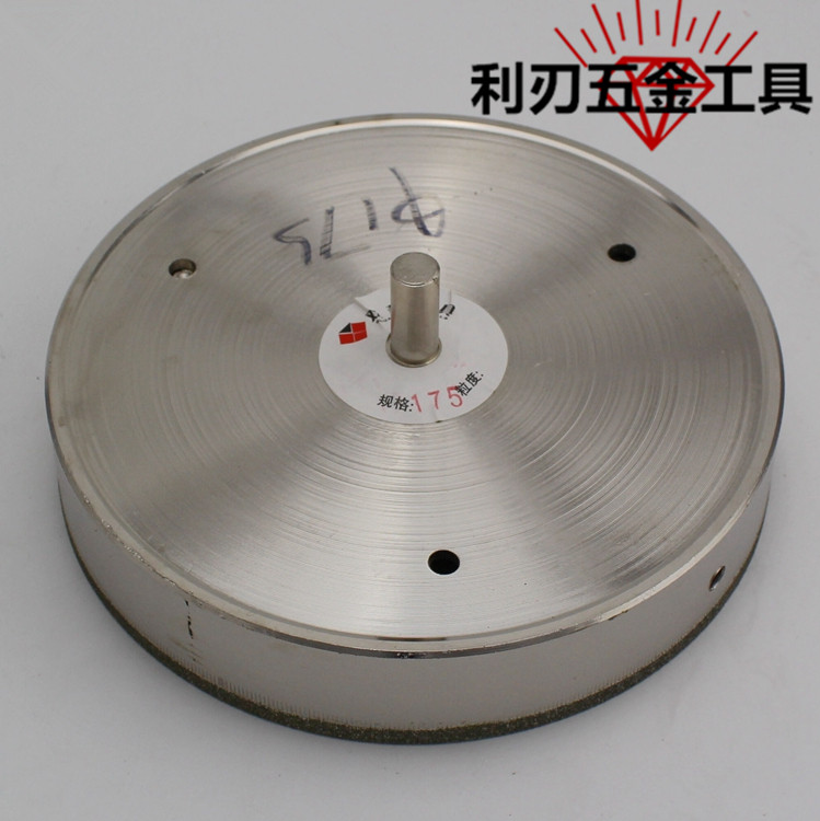 110MM -200MM large glass diamond stone diamond drill hole saw glass<br><br>Aliexpress