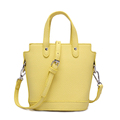 New Arrival Fashion Brand Women Top Quality PU Leather cross body Bucket Bags Ladies Shoulder