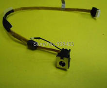 New Free Shipping DC Power Jack Socket Connector Cable For Toshiba satellite P500 P505