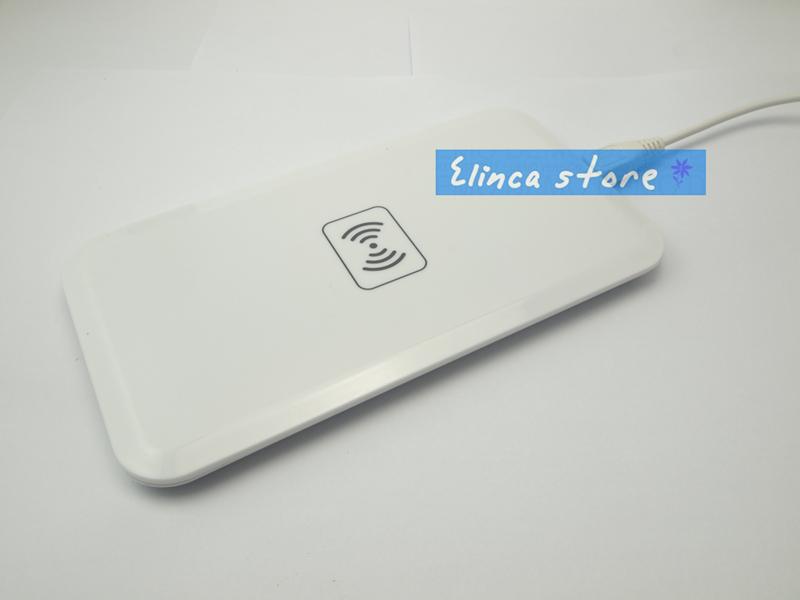Branca MC-02A QI sem fio carregador Pad para LG E960 Google Nexus 4 Nexus 5 Nokia Lumia 920 Samsung Galaxy S3 I9300 N7100 S4 S5(China (Mainland))