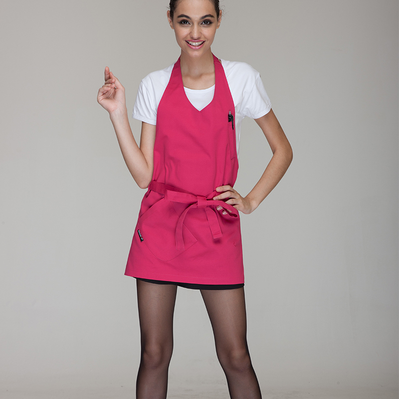 2015 New Fashion Bib Long Apron More Color(China (Mainland))
