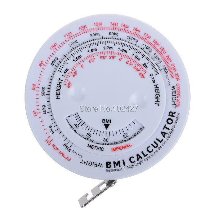 how to calculate bmi metric manually