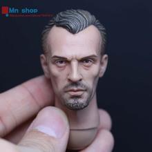 1:6 Action Figure Accessory Custom 1/6 Soldier Prison Break T-BAG Head Sculpt Headplay Head Carving for 12″ Figure Doll Toys
