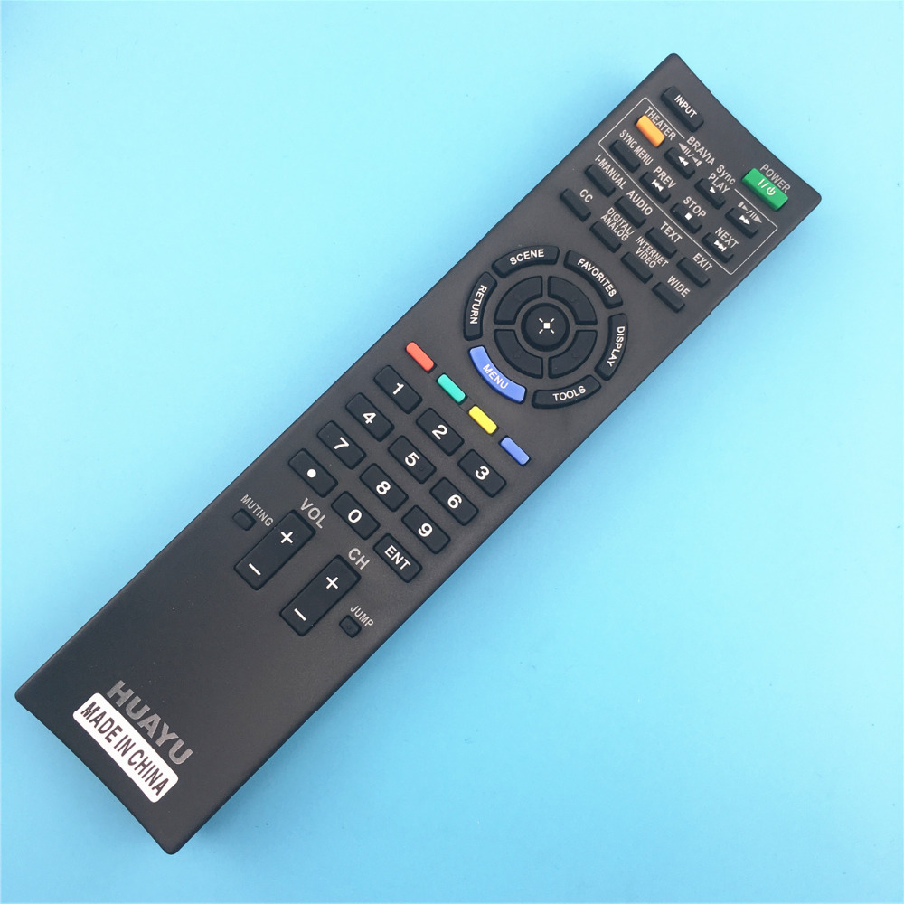 universal remote control suitable for Sony RM-GD017 RM-GD019 RM-YD061 RM-YD059 RM-YD036 RM-ED019 LCD TV(China (Mainland))