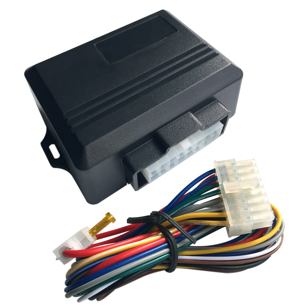 Auto Car Alarm Security System Window Closer Power Window Roll Up Closer Module for Car Alarm Module(China (Mainland))