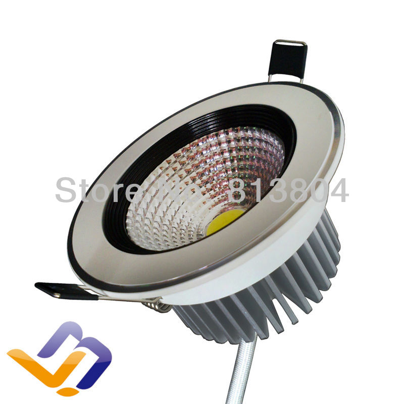 7w Cob Led Downlight 540lm 85 265v Living Room Set Under