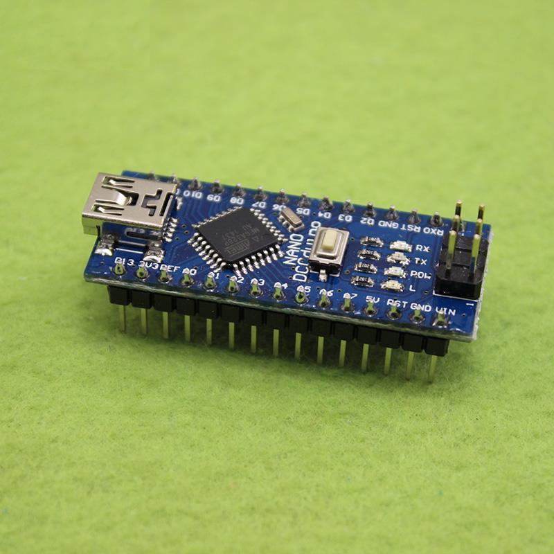 Arduino Nano Pinout Like Circuit