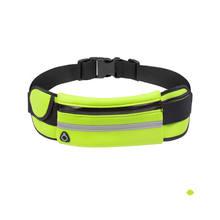 Novo Portátil Conveniente USB Packs Cintura Bum Bag Cinto Bolsa de Viagem Das Mulheres Dos Homens Venda Quente Casual Zipper(China)