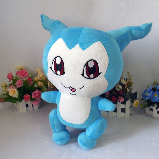 Digimon Adventure Chibimon100% Handmade Plush Toy Cosplay Props