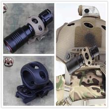 Emerson Tactical FAST Helmet accessories EMERSON FAST Helmet rails Single Clamp EM8807 Dark earth BLACK FG(China (Mainland))