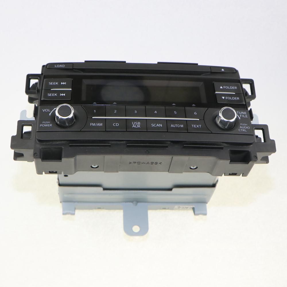 OEM Original Car Radio CDB001 MP3 FM Transmitter Code For Mazda CX-5 KR11-669R0 KR11669R0(China (Mainland))