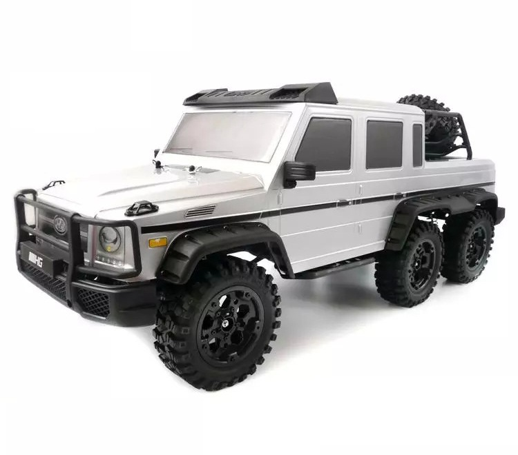 Upgrade Version High Speed Racing Car GearBox 1:10 AMG G63 2.4GHz 6WD Model Sport Drift Climbing Car RC Car Vehicle P601 GPTOYS(China (Mainland))