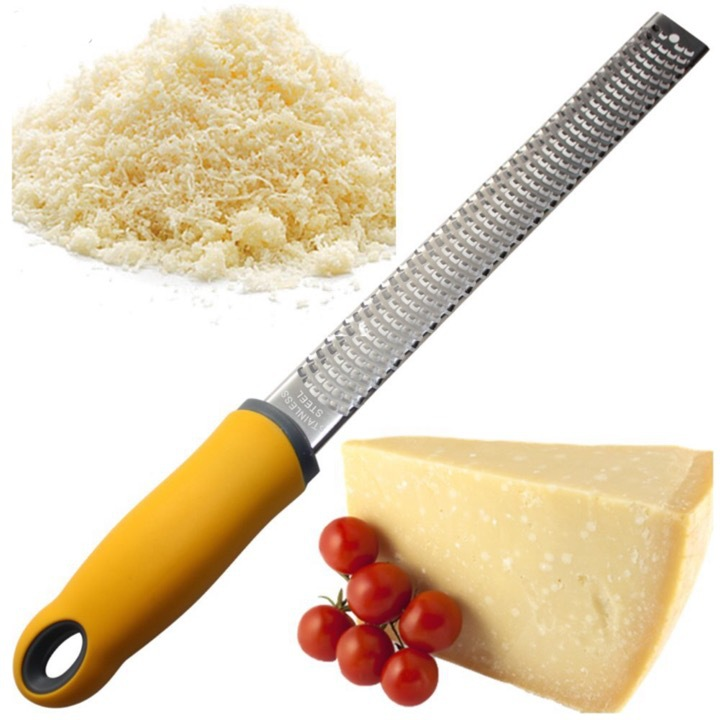 hot sales cheese zester microplane grater lemon zester use for Citrus Hard Ginger Cinnamon Nutmeg Chocolate Vegetable & Spices(China (Mainland))