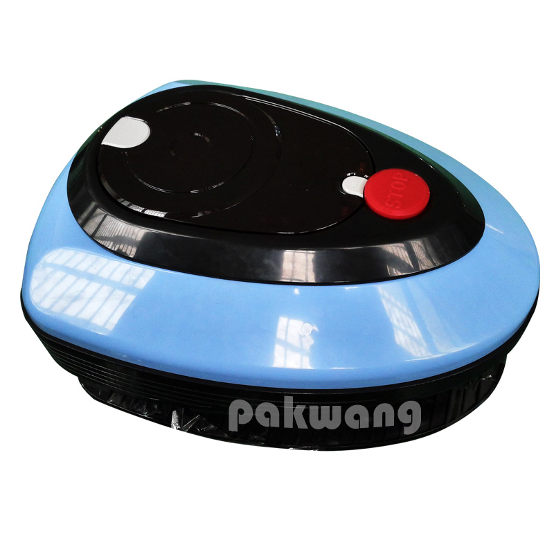 PAKWANG L1000-8AH Automatic Lawn Mower for Garden, Robot Mower Blue or Yellow(China (Mainland))
