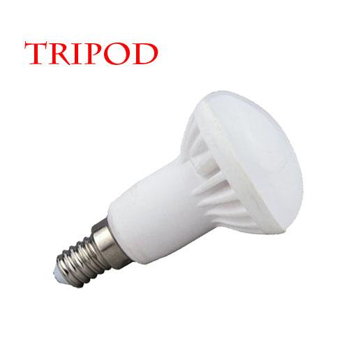 Tripod Brand E14 E27 5730 R39 R50 R63 R80 85-265V LED ceramic bulb light 5W 7W 9W 12W cool white warm white ZM00934(China (Mainland))