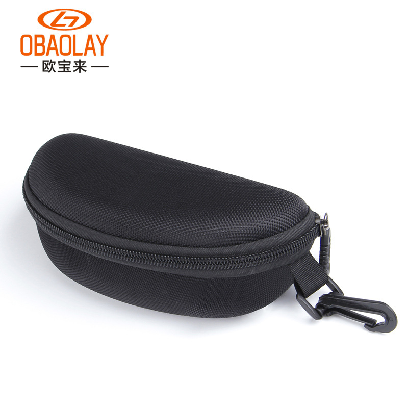 Manufacturers selling European Outdoor compressive impact resistant water proof Polaris single glasses zipper bag(China (Mainland))