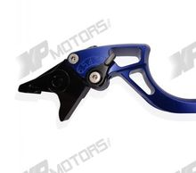 New CNC Labor Saving Adjustable Right angled 170mm Brake Clutch Levers For Yamaha FZ6 FAZER 2004