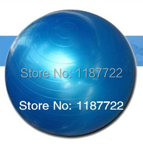 "65CM Inflatable Gym Ball NEW 65cm(25.6"") Exercise Gym Stability Fitness Ball Gym/Yoga / Pilates Ball Free Shipping(China (Mainland))"