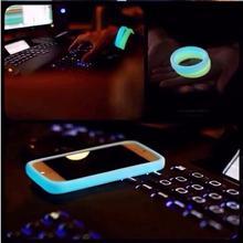 2pcs/lot Light Case For HTC Rhyme G20 S510B Cute Anti-Knock Luminous bracelet Silicone Rabbit Mickey Ear Wristband Bumper Case (China (Mainland))