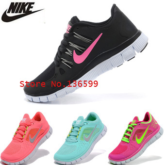 Free shipping 2015 New zapatillas 5.0 Women's Running shoes!high quality womens sports shoes cheap sale sneakers for women 36-41(China (Mainland))