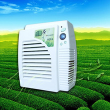 New Chinese Tea Home Air Purifier For Home Oxygen Bar Hepa Filter Active Carbon Filter Air Household Office(China (Mainland))