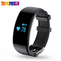 SKMEI Brand New Smartband Touch Screen Waterproof Heart Rate Monitor Wristband Fitness Tracker Bracelet for IOS