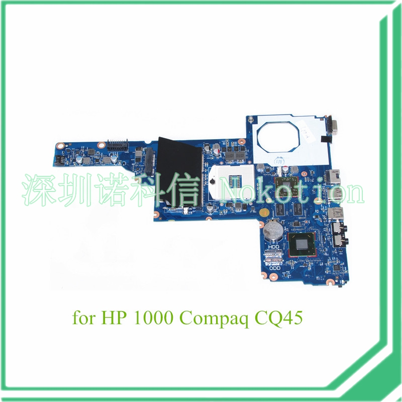 685108-001 for hp 1000 Compaq CQ45 Laptop motherboard AMD HD 6470M DDR3(China (Mainland))