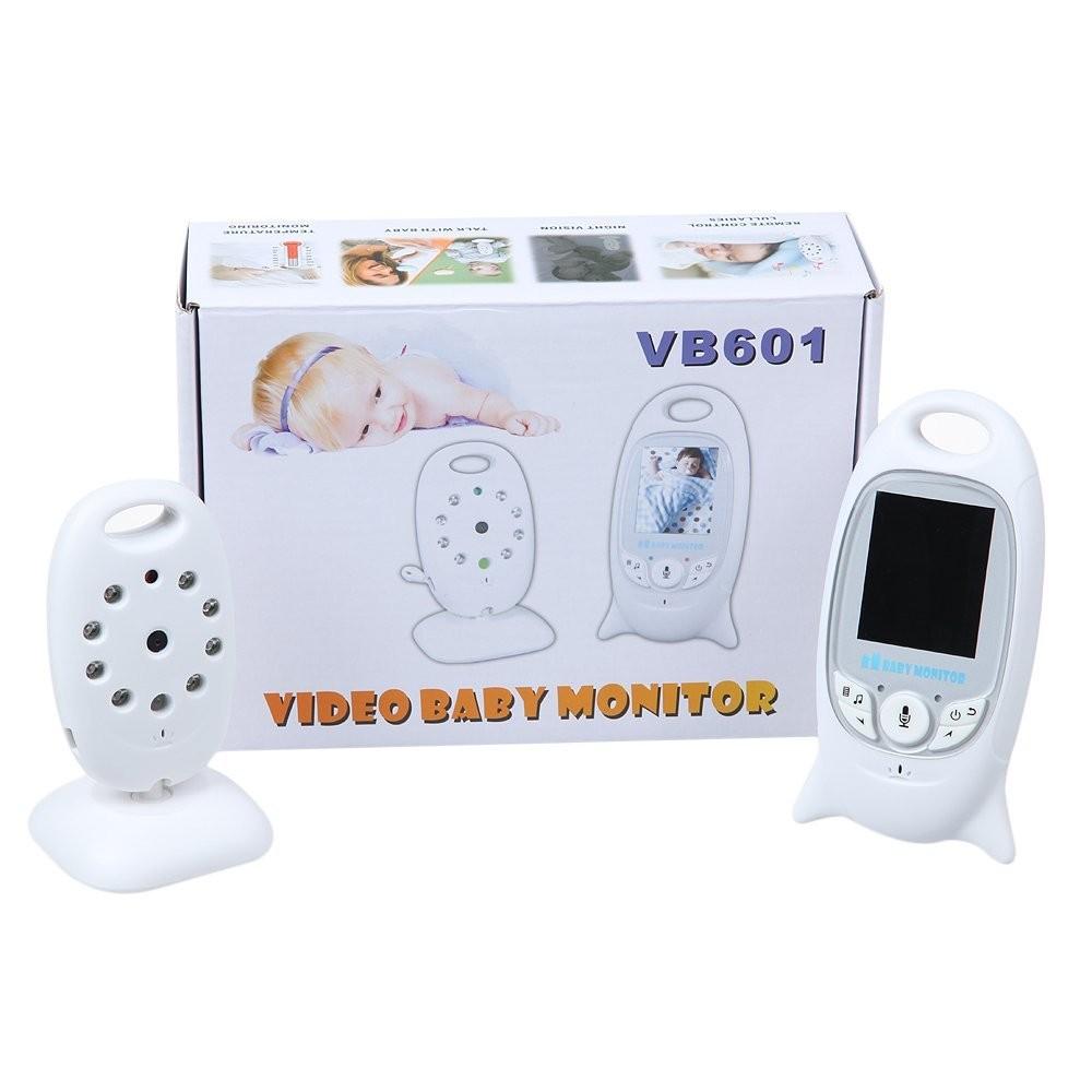 HTB1tkB9KFXXXXcLXFXXq6xXFXXXy - 2016 Hot baba electronics video baby monitor 2.4GHz IR Nightvision Temperature monitor 2-way talk 2.0 inch LCD video babysitting