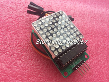 Buy Free shipping! 10pcs/lot MAX7219 dot matrix module microcontroller module arduino display module finished goods for $15.04 in AliExpress store
