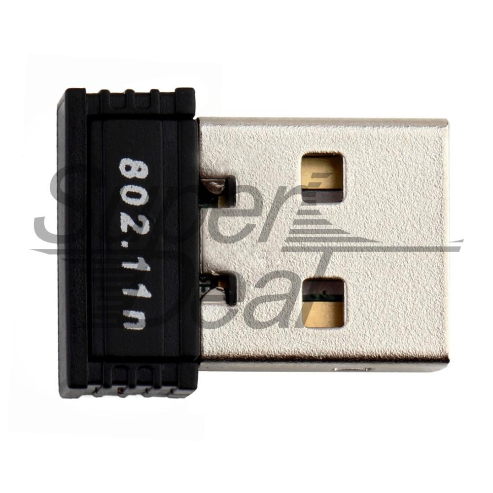 Mini USB WiFi Adapter N 802.11 b/g/n Wi-Fi Dongle High Gain 150Mbps wireless Antenna wi fi for computer Phone Free Shipping(China (Mainland))