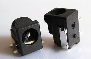 20PCS/LOT High Quality DC Power Socket Jack DC-050 PIN=2.5 4Pin SMT SMD Needle Size Adaptation 5.5mmx2.5mm Power Female Plug(China (Mainland))