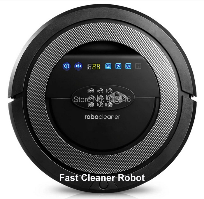 Free Shipping For Singapore Buyer 2015 Top-Grade 6 In 1 Multifunction Intelligent Vacuum Cleaner Robot With Ultrasonic Sensor(China (Mainland))
