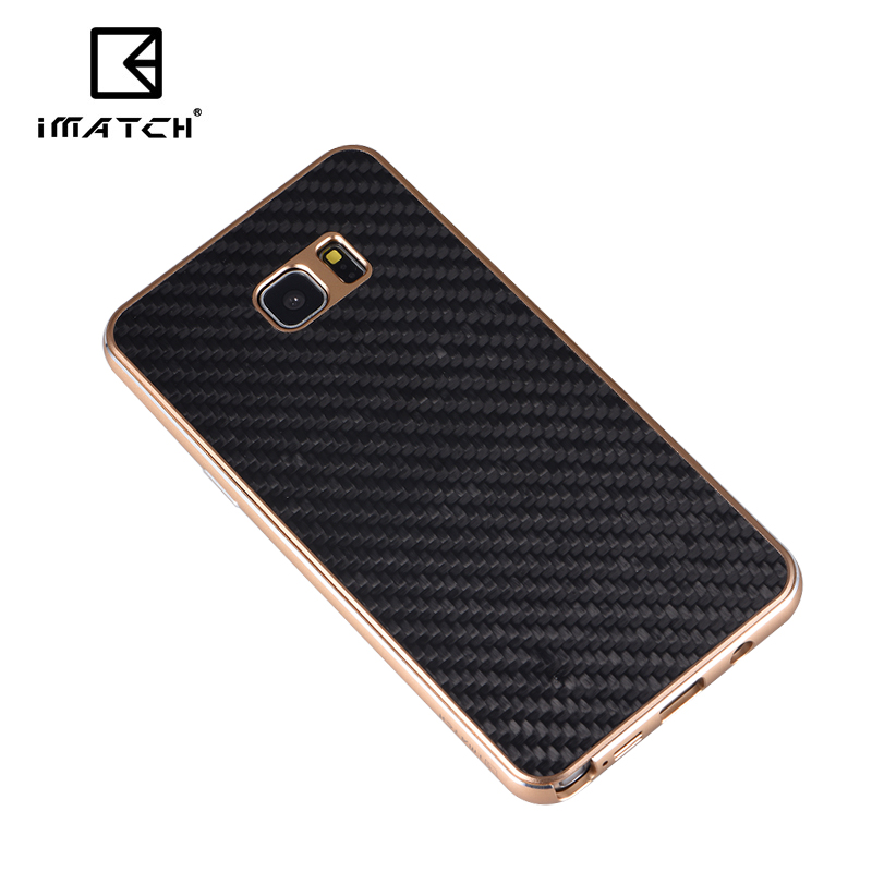 For Samsung Note 5,Premium Metal Aluminum Carbon Fiber Element Cover Case For Samsung Galaxy Note5 N9200 Phone Case(China (Mainland))