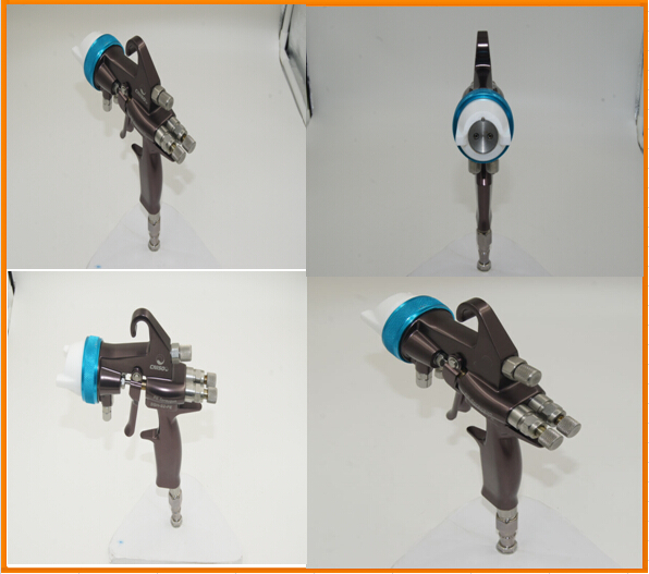 Здесь можно купить  SAT1202pneumatic double nozzle sprayer from china  auto mini paint gun car hvlp spray SAT1202pneumatic double nozzle sprayer from china  auto mini paint gun car hvlp spray Инструменты