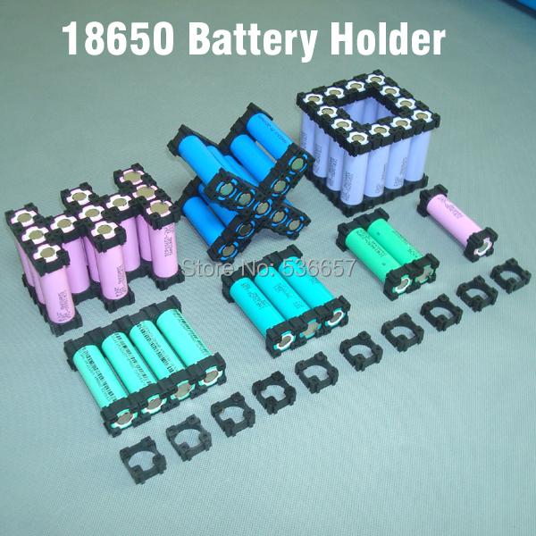 Новая форма держателей для батарей.