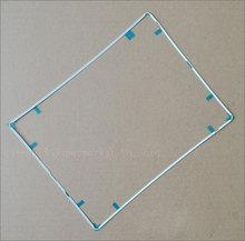 Free Shipping Original Parts Frame With Original Sticker For Apple iPad 3 - White(China (Mainland))