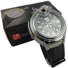 2015 Military Lighter Watch Novelty Sport Watches Men Quartz Watch relojes relogio masculino Cigarette Cigar Men