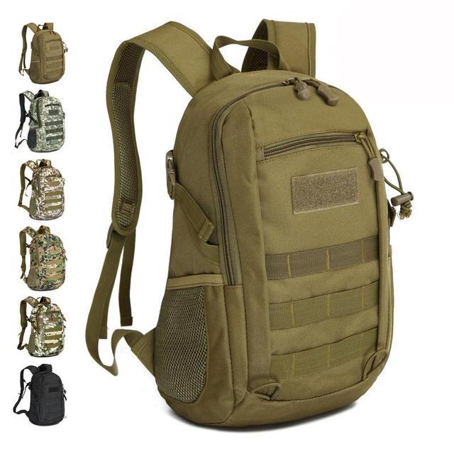 Кемпинг сумки, Водонепроницаемый Молл Рюкзак Военно 3 P Тренажерный Зал Школьной ...