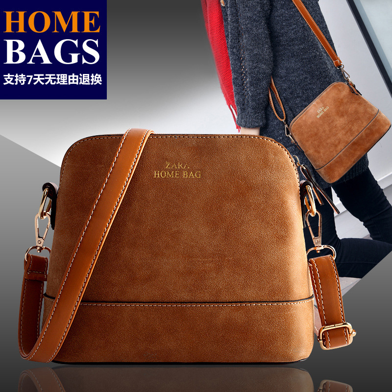 women messenger bags women bag 2015 summer style Genuine Leather Cowhide handbags Fashion shoulder bags bolsa feminina bolsos fb(China (Mainland))
